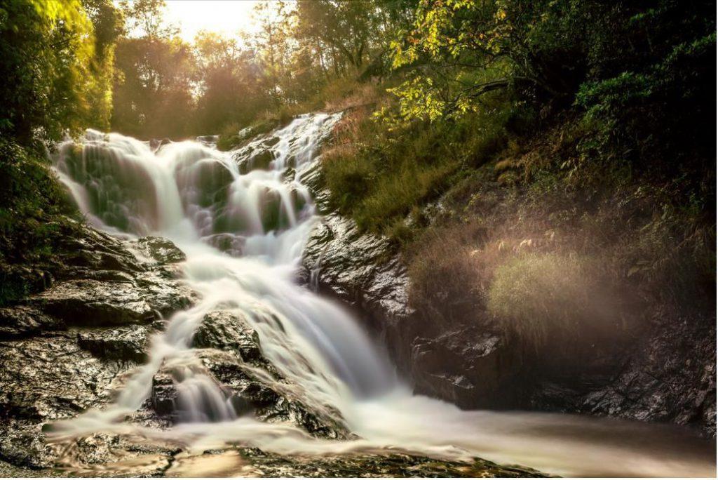 Datanla waterfall 2020
