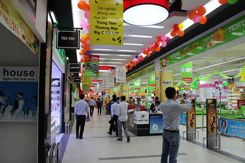 Dalat BigC supermarket