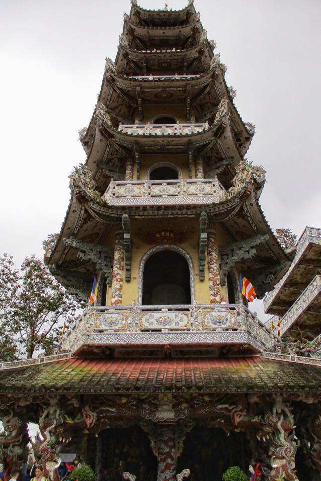 7-storey tower