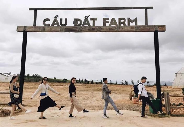 Cau Dat Farm