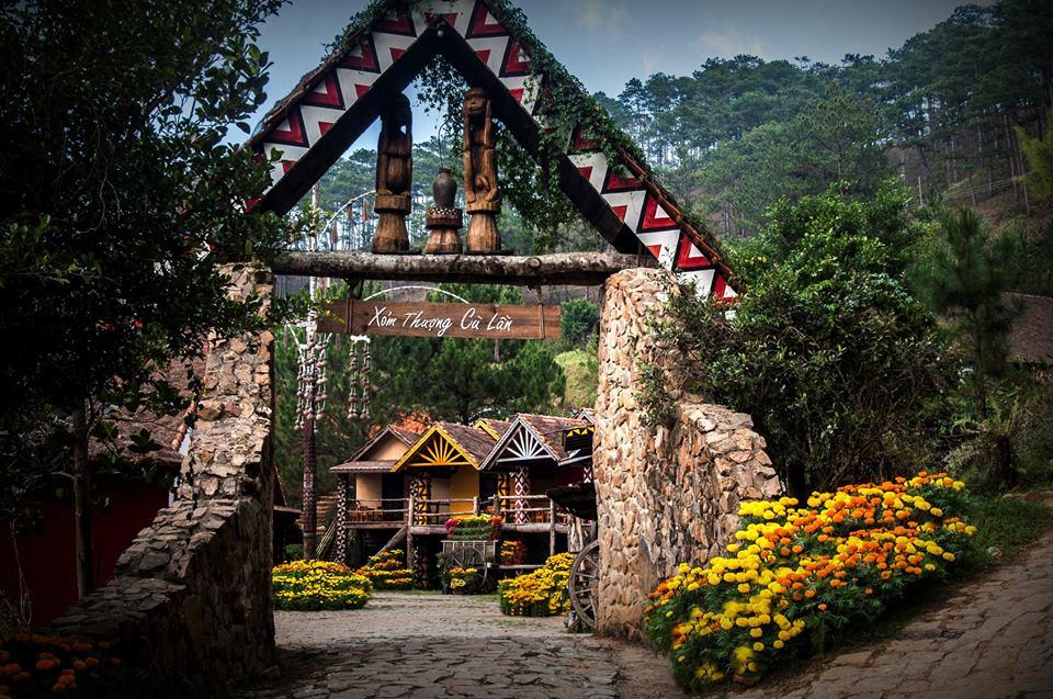 Cu Lan village