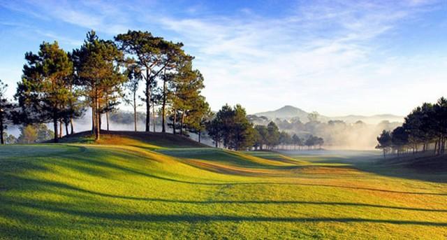 Doi Cu golf course