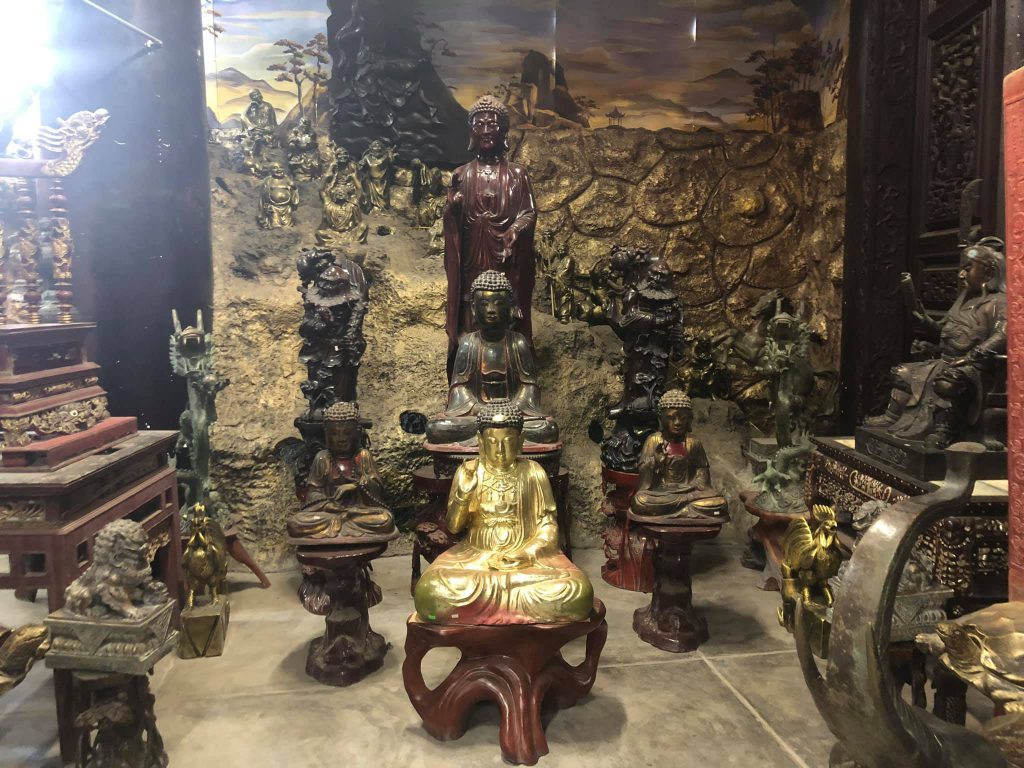 Information about Ve Chai Pagoda