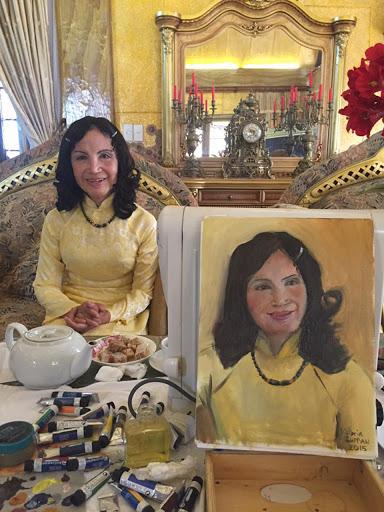 Mrs. Dang Viet Nga