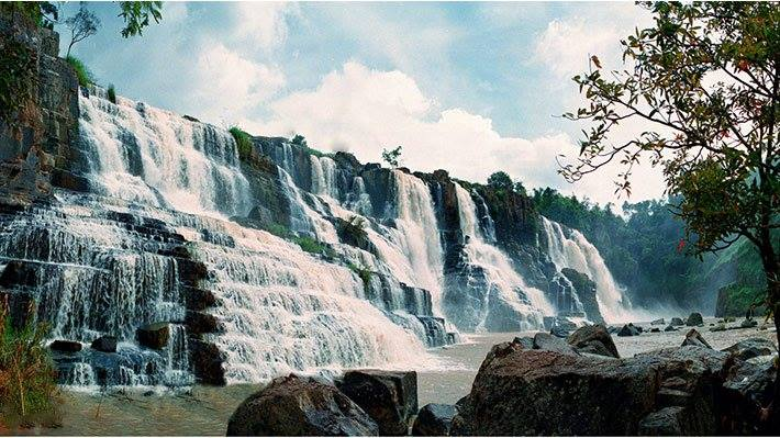 Ticket price of Pongour waterfall Dalat
