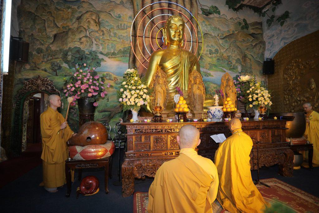 Ve Chai pagoda