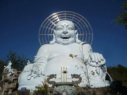 Huge Maitreya Buddhahood Bodhisattva statue