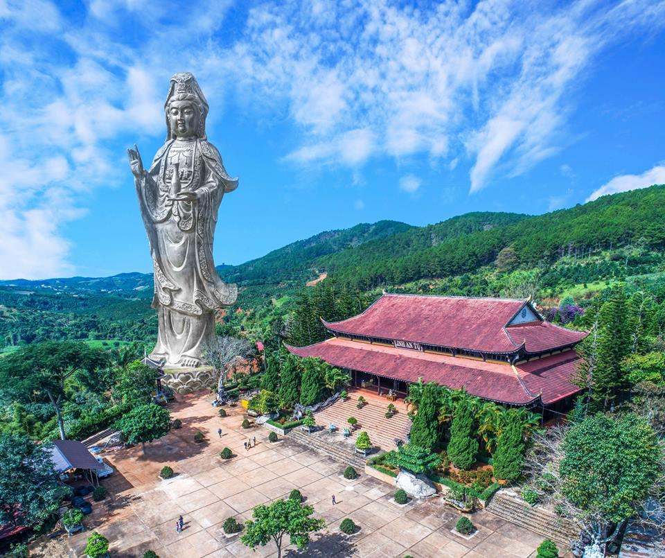 Linh An Tu pagoda