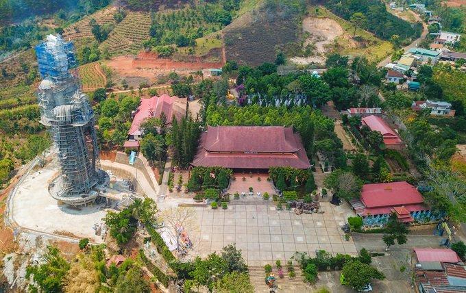 Linh An panorama