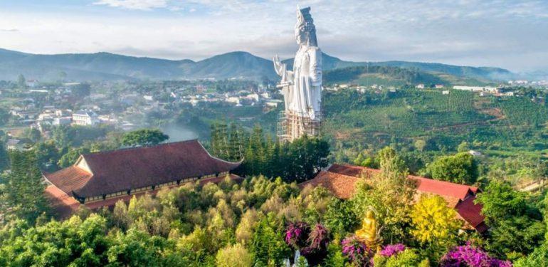 Linh Anh Pagoda