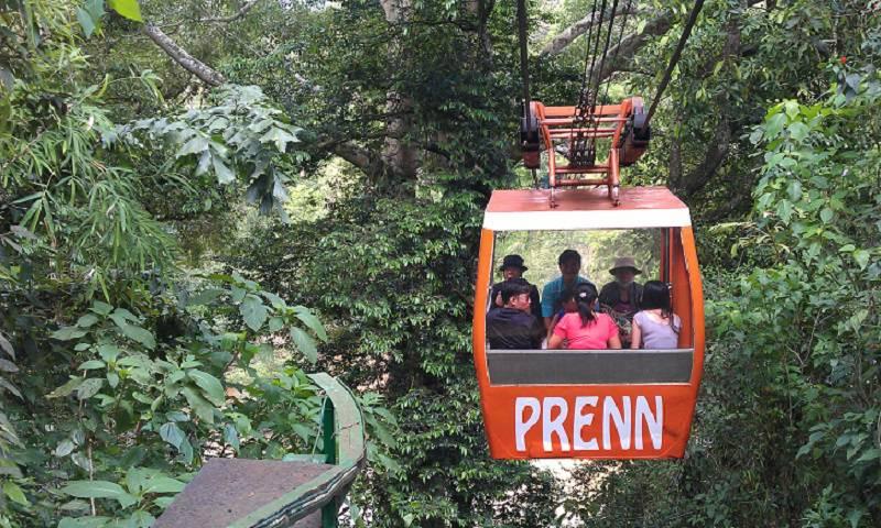 Prenn cable car