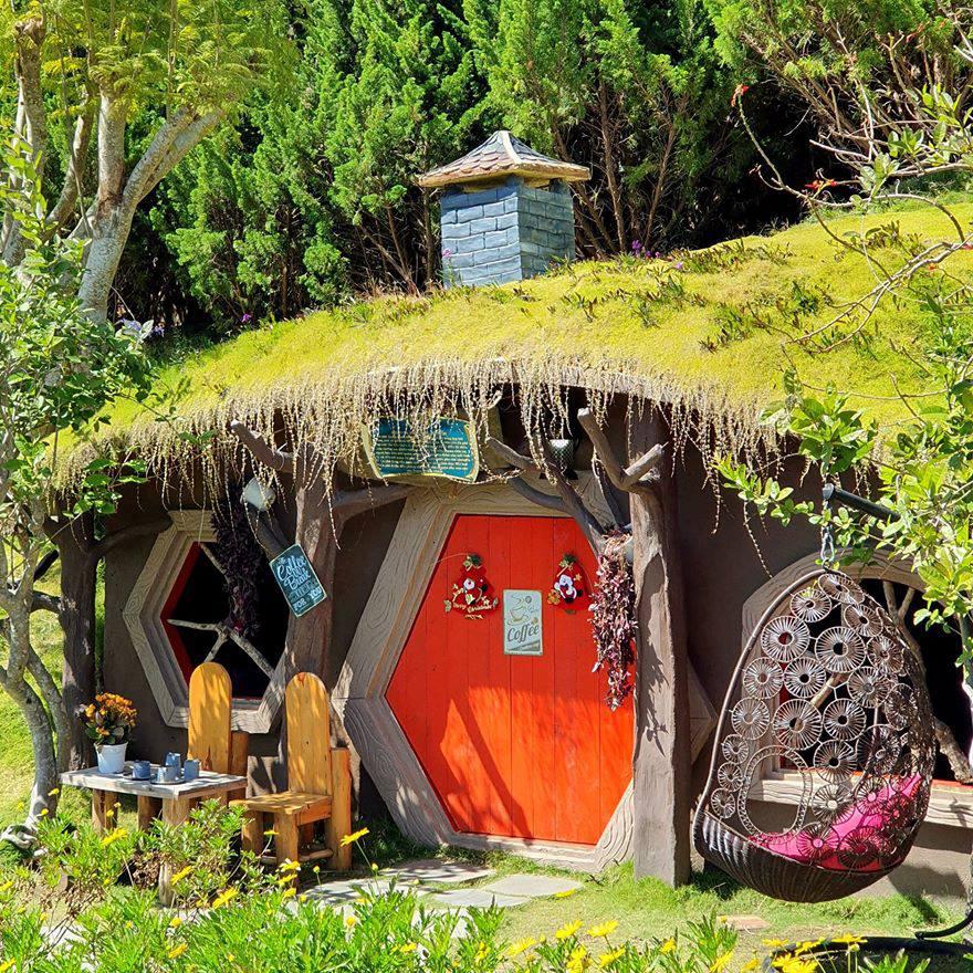 The dwarf village