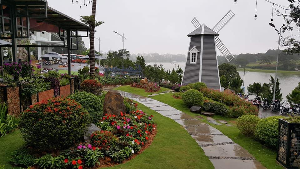 Xuan Huong coffee garden